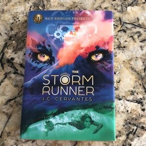 Other - The Storm Runner by J.C. Cervantes - BRAND NEW